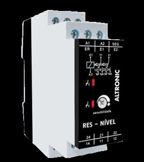 RES – Controle de Nível com Eletrodo de Segurança