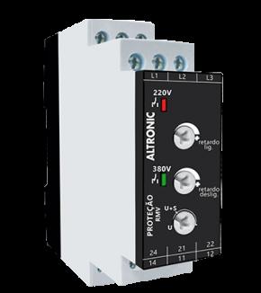 RMV – Relé Monitor de Tensão Auto Selecionável