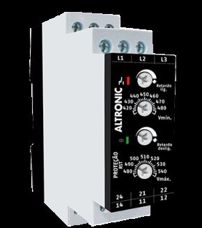 RST- Monitor de tensão