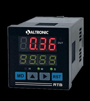 RTB 34 – Relé de tempo Digital microcontrolado
